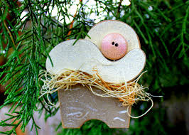 wood you like to craft baby jesus ornaments from crafty