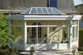 vitrage toiture veranda décoration veranda toiture ardoise besancon 3623 veranda