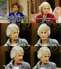 Golden Girls Memes - 21 times dorothy from golden girls was the most savage
