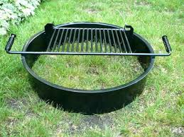 Firepit Accessories Propane Pit Accessories Outdoor Pit Ring Insert Outdoor
