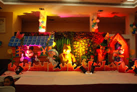 birthday decorations in hyderabad shobha u0027s entertainments