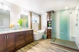spa bathroom design large outdated master bath becomes spa retreat harmony weihs hgtv
