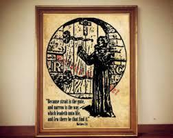 Occult Home Decor Occult Home Decor Deer Print Celtic Print Occult Poster