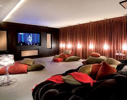 red brown and black living room trends including decor modern