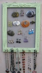 Shabby Chic Jewelry Display by Kind Of Tacky But Maybe Home Pinterest Shabby Chic Style