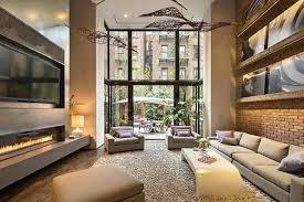 chambre loft yorkais 55 loft idaces ultra modernes de dacco industrielle et de luxe 55