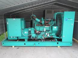 onan 500 kw cummins kta19 g4 diesel generator set dfed 5564694
