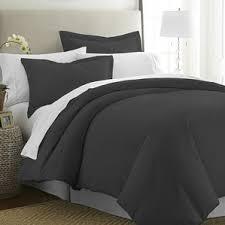 Black Duvet Covers Black Duvet Cover Sets You U0027ll Love Wayfair