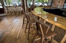 Live Edge Bar Table Live Edge Slabs Walnut Pine Maple Cherry Oak Bark House
