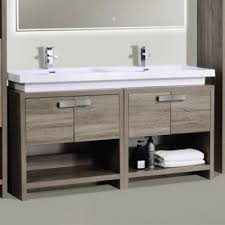 designer bathroom cabinets levi 63 modern bathroom vanity set reviews allmodern