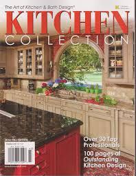 kitchen collection magazine kitchen collection magazine fall 2014 various amazon com books