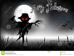 halloween background ghost halloween background with ghost on the full moon stock vector