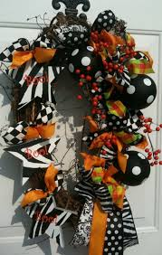 halloween wreath ideas for front door ultimate home ideas