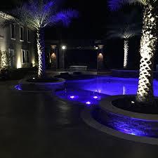 landscape lighting u2014 envy exteriors