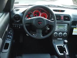 wrx subaru 2007 pre owned 2007 subaru impreza wrx sti limited sedan in bridgewater