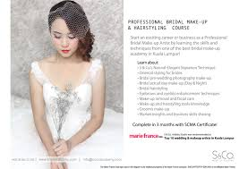 professional makeup courses malaysia professional makeup hairstyle painting and real