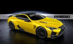 lexus lc f scoop 600 hp lexus lc f coming this fall pressfrom us