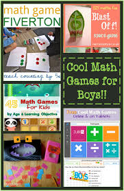 cool math games for boys u2013 3 boys and a dog