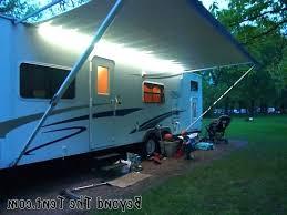 travel trailer led lights travel trailer awning lights unique cer awning lights for fun