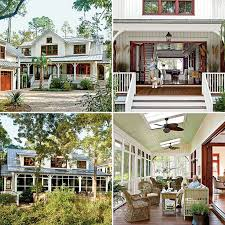 southern living house plans with basements sugarberry cottage moser design group southern living house plans