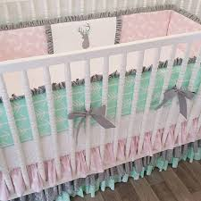 Baby Deer Crib Bedding Deer Nursery Ideas Palmyralibrary Org