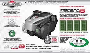 Ergonomische B Om El Brast Benzin Rasenmäher Elektrostart Selbstantrieb Briggs