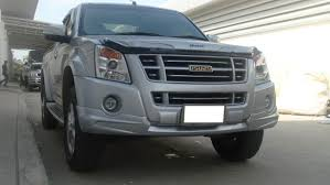 isuzu dmax 2007 isuzu love body kits