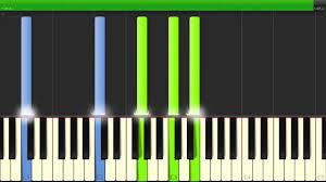 tutorial piano simple canon in d amazing easy to learn piano tutorial youtube