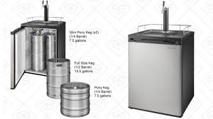 kegerator black friday these discounted kegerators are the ultimate father u0027s day gifts