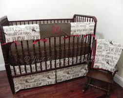 Western Baby Crib Bedding Rodeo Crib Bedding Etsy