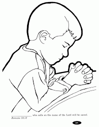 free coloring page images of praying hands with flowers coloring