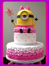 minion birthday cake ideas minion birthday cake girl minion party pink minion pink