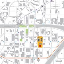Dart Map Dallas by Located In Downtown Dallas Near The Arts District