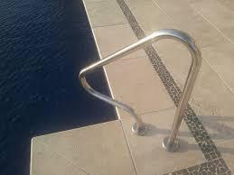 Swimming Pool Handrails Hand Rails Real Aussie Pools