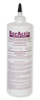 buric acid boractin boric acid insecticide powder