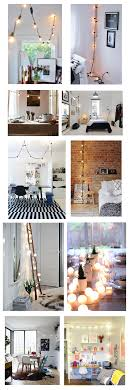 decorating with hanging globe lights indoors string lights
