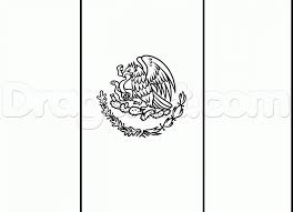Mexico Flag Symbol Mexican Flag Part Are You Like Coloring Something Found Your