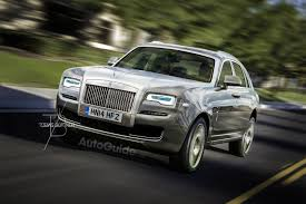 rolls royce suv the new rolls royce suv could look like this luxury4play com