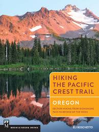 Pct Oregon Map by Hiking The Pacific Crest Trail Oregon Section Hiking From