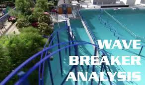Sea World San Antonio Map by Analysis Of Wave Breaker The Rescue Coaster 2017 Seaworld San
