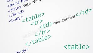 html div tag table or div tag is the best choice when converting a design from