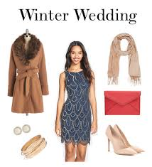 what to wear to a winter wedding the dress decoded
