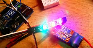 setting up rgb led on cleanflight naze32 colorful ws2811 ws2812