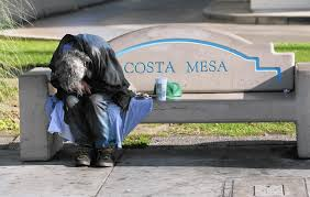 45 rise in costa mesa u0027s homeless population survey finds daily