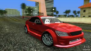 lexus is200 performance lexus is200 for gta vice city