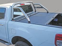 Ford Ranger Truck Bed Cover - roll n lock roller shutter tonneau cover ford ranger t6 double cab