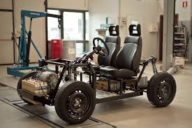 electric 4x4 vehicle tabby evo open source hardware platform for ev