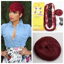 27 pcs hairstyles weaving hair authentic 27 pcs virgin human hair weave 39j red and 99j dark