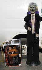face ripper animatronic halloween prop man ebay
