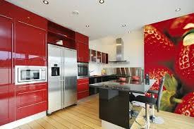 Wallpaper Designs For Kitchen Kitchen Wallpaper Ideas